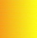 Yellow dot texture Stock Photo