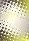 Yellow Dots background Royalty Free Stock Photo