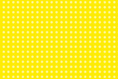 Yellow Dots Royalty Free Stock Image