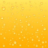 Yellow drops Royalty Free Stock Images
