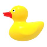 Yellow duck Stock Photo