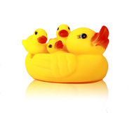 Yellow duck Royalty Free Stock Photos