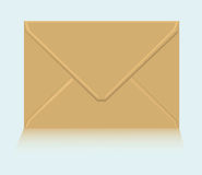 Yellow Envelope Stock Images
