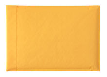 Yellow envelope Stock Image