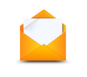 Letter Royalty Free Stock Photography