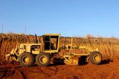 Yellow Equipment Stock Image