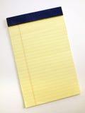 yellow för lagligt block 2 Arkivbilder