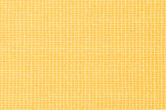 Yellow fabric Royalty Free Stock Photos