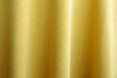 Yellow Fabric royalty free stock image