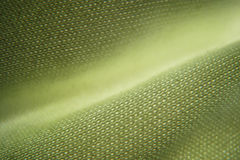 Yellow fabric abstract Royalty Free Stock Photos