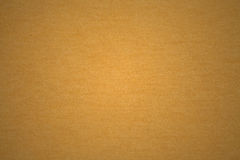 Yellow fabric background Royalty Free Stock Images