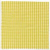 Yellow fabric Royalty Free Stock Photos