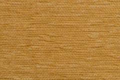 Yellow fabric Stock Photography