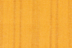 Yellow fabric texture Royalty Free Stock Photo