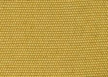 Yellow fabric Royalty Free Stock Image