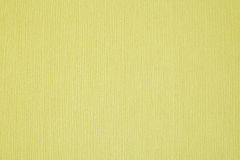 Yellow fabric texture Stock Image