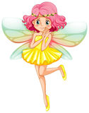 Yellow fairy Stock Images