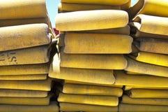 Free Yellow Fire Hose Stock Photos - 97620463