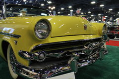 Yellow ford Royalty Free Stock Image