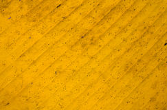 Yellow fresh banana leaf Stock Photo