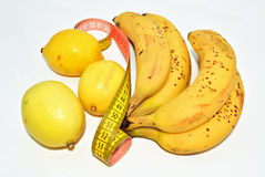 Yellow fruit Stock Photo