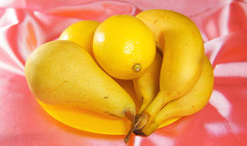 Yellow fruits Stock Image
