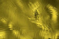 Yellow glass abstract background Royalty Free Stock Photo