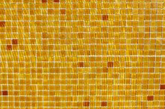 Yellow Glass Background Royalty Free Stock Image