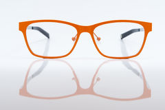 Yellow glasses Royalty Free Stock Photography