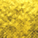 Yellow glitter background. Royalty Free Stock Photos