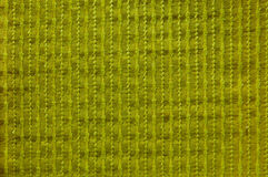 Gold color woven fabric Royalty Free Stock Image