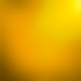 Yellow gradient abstract background Royalty Free Stock Photography