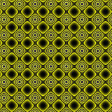 Yellow gradient pattern-background Royalty Free Stock Image