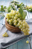 Yellow grapes Royalty Free Stock Photo