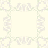 Yellow and Gray Frame Background Stock Images
