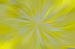Yellow gray swirl Royalty Free Stock Images