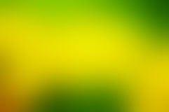 Yellow and green abstract background Royalty Free Stock Photo