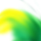 Yellow and Green abstract Stock Image