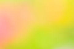 Yellow and green abstract natural background stock photos
