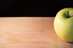 Yellow green apple still life Royalty Free Stock Photography