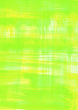 Yellow and Green Background Stock Photography