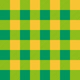 Yellow Green Chessboard Background Royalty Free Stock Photos