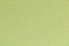 Yellow green fabric texture background Stock Image
