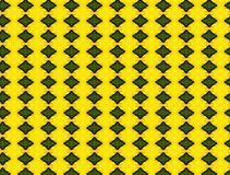 Yellow, Green, Pattern, Design royalty free stock photography