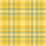 Yellow and green plaid. Yellow and green seamless background plaid pattern Royalty Free Stock Image