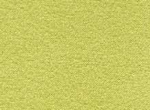 Yellow-green synthetic fabric Royalty Free Stock Images