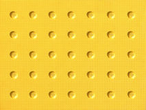 Yellow Grid pattern Royalty Free Stock Photography