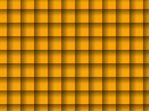 Yellow  grilled background Stock Image