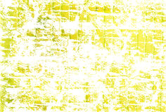 Yellow grunge background. There is a abstract grunge background for various uses Stock Photo