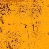 Yellow Grunge Background Royalty Free Stock Photo
